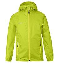Meru Castres - Regenjacke Bergsport - Kinder, Yellow