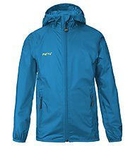 Meru Castres - Regenjacke Bergsport - Kinder, Light Blue