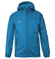 Meru Castres - giacca antipioggia trekking- bambino, Light Blue