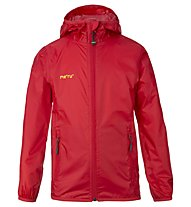 Meru Castres - giacca antipioggia trekking- bambino, Red