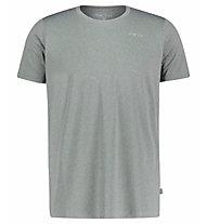 Meru Cheviot SS M - T-shirt - Herren, Grey