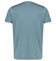 Meru Cheviot SS M - T-shirt - Herren, Light Blue