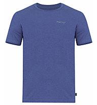 Meru Cheviot SS M - T-shirt - Herren, Blue