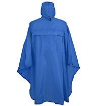 Meru Cholet - poncho, Blue
