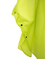 Meru Cholet - poncho, Yellow