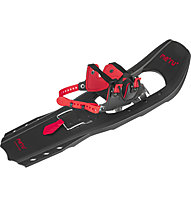 Meru Men - Schneeschuhe - Herren, Black/Red