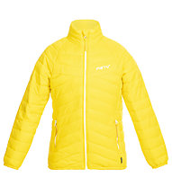 Meru Collingwood - wattierte Wanderjacke - Kinder, Yellow