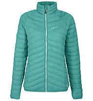Meru Collingwood - giacca tempo libero - donna, Green/Blue