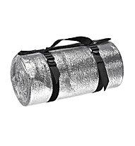 Meru Compact Alu Mat, Silver