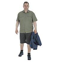 Meru Cordoba - camicia a maniche corte trekking - uomo, Beige