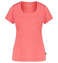 Meru Culverden SS W - T-shirt - donna, Red