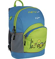 Meru Dijon - Rucksack - Kinder, Blue/Green