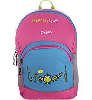 Meru Dijon - Rucksack - Kinder, Pink/Blue