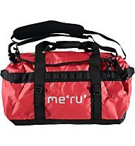Meru Duffle Bag - Borsone da viaggio, Red
