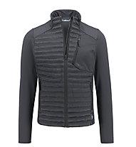 Meru Duntroon - giacca ibrida - uomo, Black