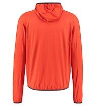 Meru Edendale Hoody - giacca in pile - uomo, Orange