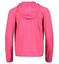 Meru Edendale - giacca in pile con cappuccio - bambino, Pink