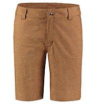 Meru Egaleo - pantaloni corti trekking - uomo, Brown