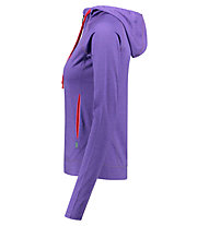 Meru Elthan Wool - giacca con cappuccio - donna, Violet