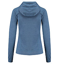 Meru Elthan Wool - Kapuzenjacke Wandern - Damen, Light Blue