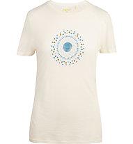 Meru Enköping Wool - T-Shirt escursionismo - donna, White