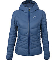 Meru Fairfield - wattierte Kapuzenjacke - Damen, Blue