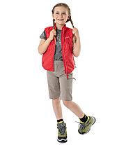 Meru Featherstone Junior - wattierte Weste - Kinder, Red