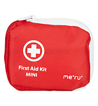 Meru First Aid Kit Mini - kit primo soccorso, Red/White