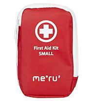 Meru First Aid Kit Small - Erste Hilfe Set, Red/White