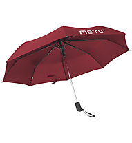 Meru Folding Umbrella - ombrello tascabile, Red