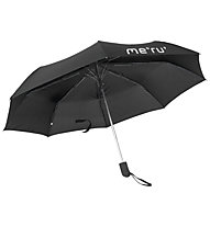 Meru Folding Umbrella - ombrello tascabile, Black