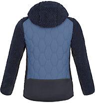 Meru Frasertown Boy - giacca ibrida con cappuccio - bambino, Dark Blue