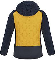Meru Frasertown Boy - giacca ibrida con cappuccio - bambino, Yellow