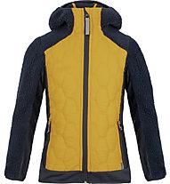 Meru Frasertown - giacca ibrida con cappuccio - bambino, Yellow