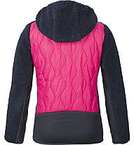 Meru Frasertown - giacca ibrida con cappuccio - bambino, Violet