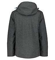 Meru Fredrikstad - giacca 3-in-1 - uomo, Dark Grey