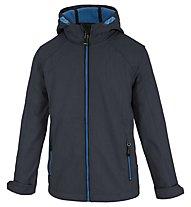 Meru Fresno - giacca softshell trekking - bambino, Blue