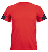 Meru Gisborne - Kurzarmshirt - Herren, Red