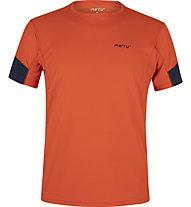 Meru Gisborne - Kurzarmshirt - Herren, Orange