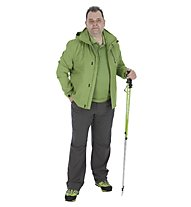 Meru Greenstone pantaloni lunghi trekking, Anthracite