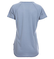 Meru Greytown - maglietta a manica corta - donna, Light Blue