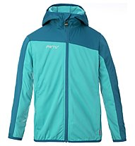 Meru Hampden - giacca softshell trekking - bambino, Light Blue