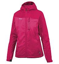 Meru Hampden - giacca softshell trekking - donna, Red