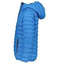 Meru Hawera JB - giacca imbottita con cappuccio - bambino, Light Blue