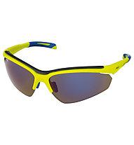 Meru Hero - Sportbrille, Yellow/Blue