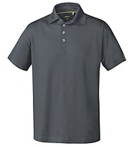 Meru Basic - Polo trekking - uomo, Grey