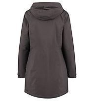 Meru Hokksund waterproof padded coat women - giacca tempo libero - donna, Black
