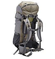 Meru Hudson 70 - Rucksack, Light Brown/Grey