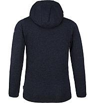 Meru Huxley - giacca in pile con cappuccio - bambino, Blue