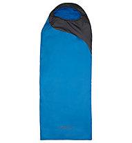 Meru Inn 12 Comfort - Kunstfaserschlafsack, Blue/Black